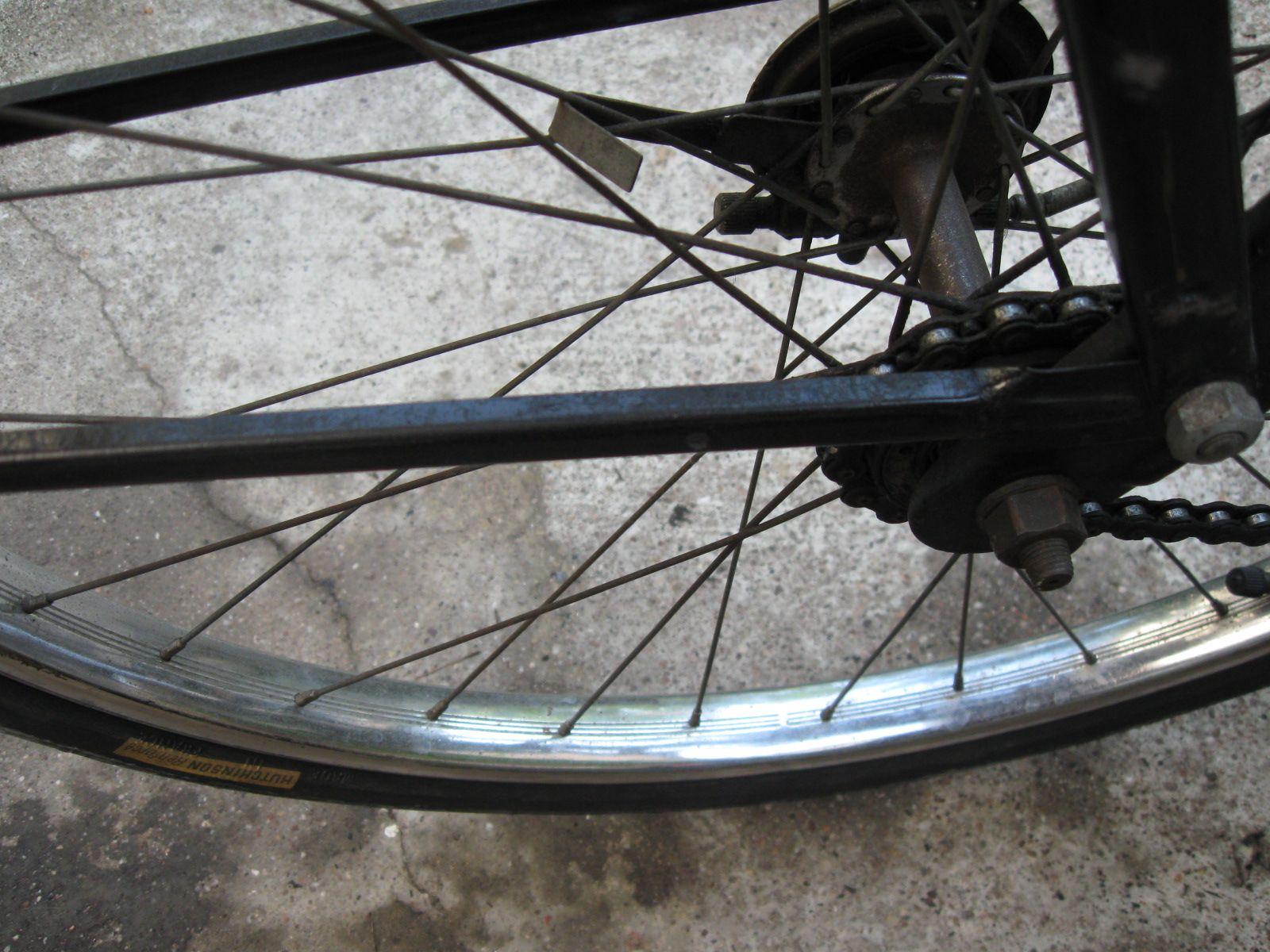 roue solex 660